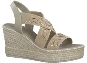 Marco Tozzi Sandals - 28363-28 Taupe