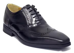 Steptronic Shoes - Hastings Black