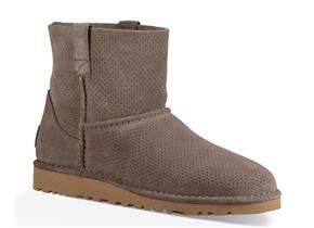 Ugg Boots - Classic Unlined Perforated 1016852 Mole