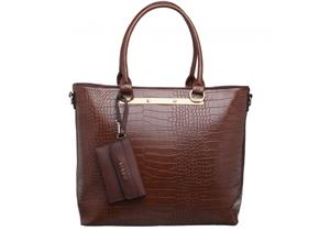 Bessie Bags - BW3377 Coffee