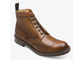Loake Boots - Bedale Brown