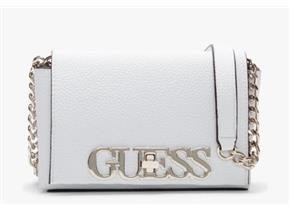 Guess Bags - Uptown Chic Mini White