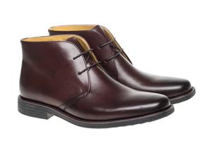 Steptronic Shoes - Alfa Brown Suede
