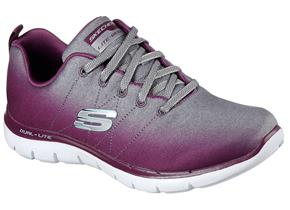 Skechers Shoes - Flex Appeal 2.0 12763 Burgundy Multi