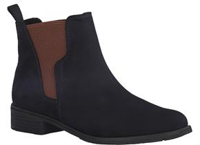 Marco Tozzi Boots - 25321-31 Navy