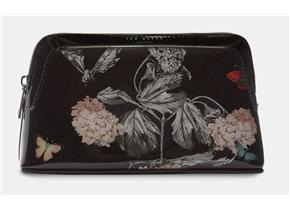 Ted Baker Washbag - Noa Black Multi