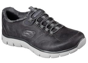 Skechers Shoes - Empire 12394 Charcoal