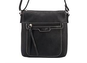 David Jones Bags - NV6101-1 Black