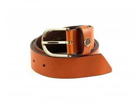 Tommy Hilfiger Accessories - Classic Belt 3.5 Cognac