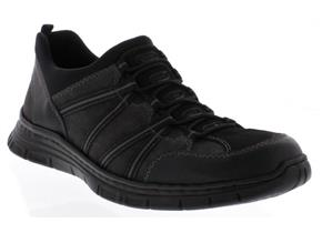 Rieker Shoes - B4871 Black