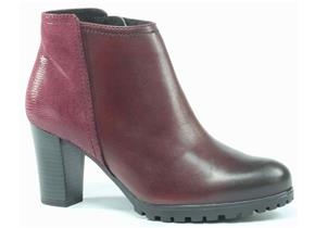 Caprice Boots - Denise 25400-29 Burgundy
