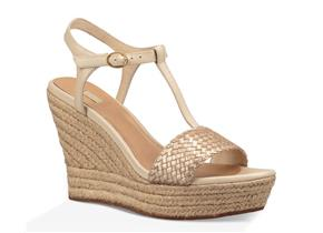 Ugg Shoes - Fitchie 2 1015077 Soft Gold