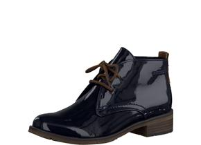 Marco Tozzi Boots - 25118-27 Navy Patent