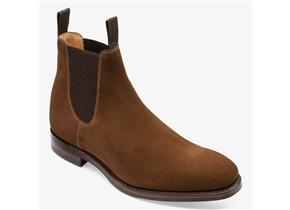 Loake Boots - Chatsworth Brown Suede
