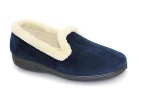 Lunar Slippers - Chique KLA037 Navy
