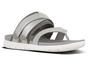 FITFLOP™ SANDALS - Neoflex™ Toe Thong Silver