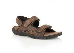 Lotus Sandals - Kennedy Brown