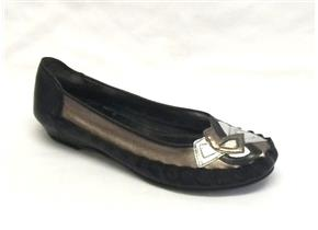 Zaccho Shoes - 4569 Navy/Pewter