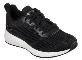 Skechers Shoes - Bobs Squad Total Glam 32502 Black