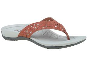 Earth Spirit Sandals - Aurora Coral