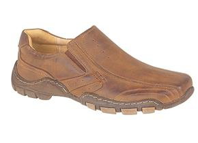 Pettits Shoes - Goor M577 Tan