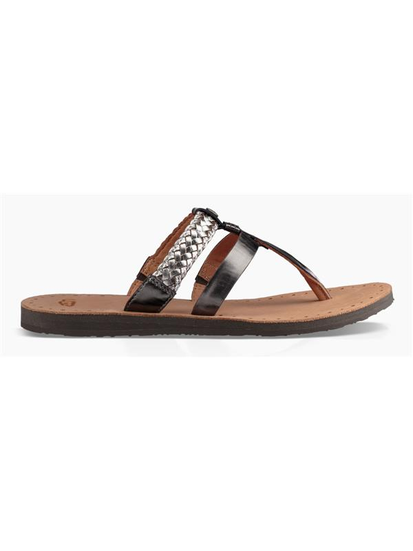 Ugg Sandals Audra 1011202 Silver