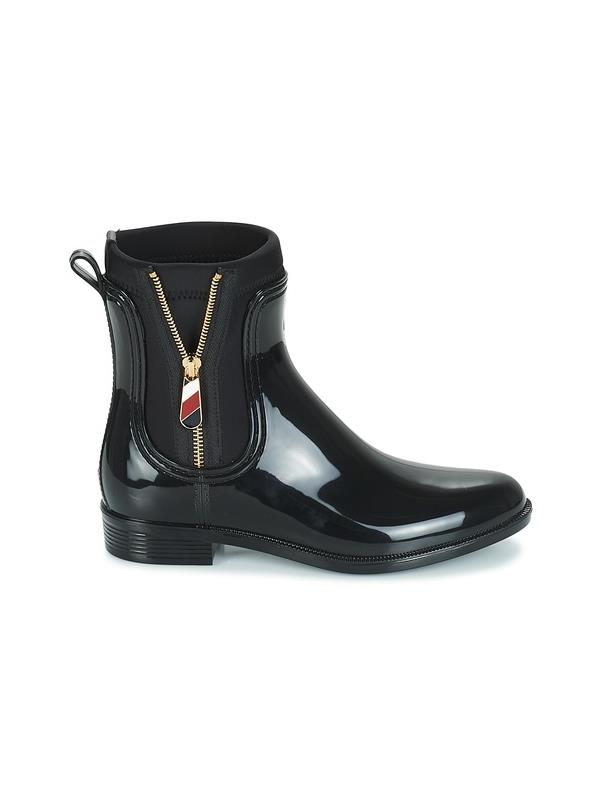 66636772a2a4 Tommy Hilfiger Boots - Material Mix Rainboot - Buy Online from Pettits